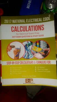 2017 electrical code calculations Bartow, 33830