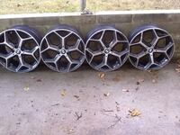 18  rims great co an car an tralier tires for sell Charlotte, 28216