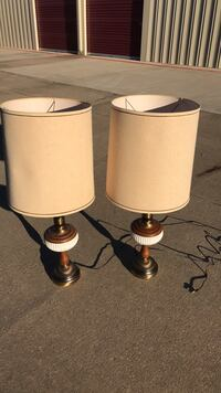 Lamp set of two beautiful lamps  College Station, 77845