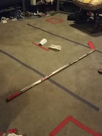 white and red Bauer ice hockey stick Catonsville, 21228