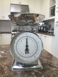 Kitchen Scale Good Cook 5Lbs scale Never Used New $50.00 Montréal, H2V 1Z7