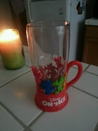 Disney on ice light up cup Lincoln, 95648