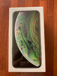 IPhone XS Max New 512 GB Space Grey Snarøya, 1367