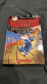 The volcano of fire book