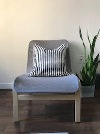 Ikea Living Room Chair With Pillow and Pillow Cases Jersey City, 07304