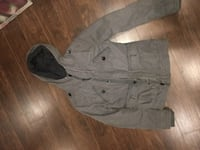 tna winter jacket size small Port Coquitlam