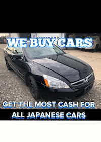 WE BUY CARS - SCRAP CAR REMOVAL - CASH FOR CAR Toronto