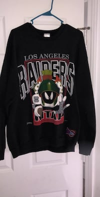 Vintage Raiders Crewneck Temperance, 48182
