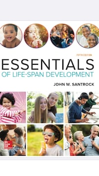 [P.D.F.] Essentials of Life Span Development. 5th ed. by J. Santrock Columbia