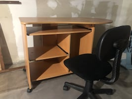 Computer desk NEW with chair