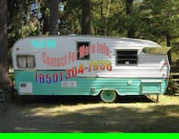 Awesome Beautiful Shasta Camper