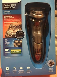 Philips shaver brand new in the box  Surrey, V3X 3N1