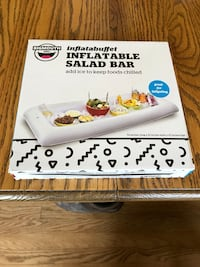 Inflatable Salad Bar Perryville, 21903