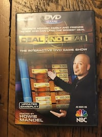 deal or no deal dvd game Almont, 48003