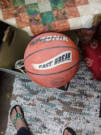Used basketball good shape offers Victoria, V8T 3Y9