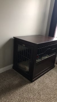 Solid wood dog cage. Can be used as table also Columbus, 43054