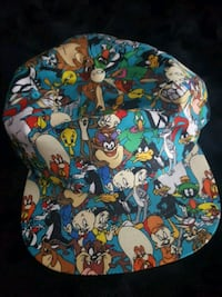 multicolored Looney Tunes snapback cap Kitchener, N2P 2K4