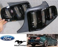 Mustang tail lights 2011-2014