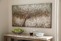 Large NEW Wall Art Hand Painted Canvas Large 1 Madison, 35756