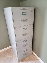 4 Drawer File Cabinet...Excellent Condition! Troutman
