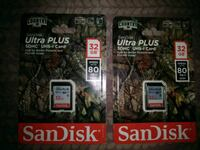 two SanDisk micro SD cards 366 mi