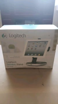 Logitech speaker stand for Ipad Toronto, M1P 4N3