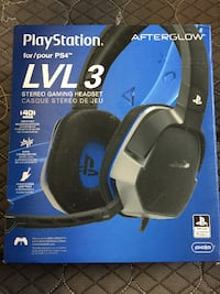 PLAYSTATION 4 LVL 3 Stereo Gaming Headset Montreal East