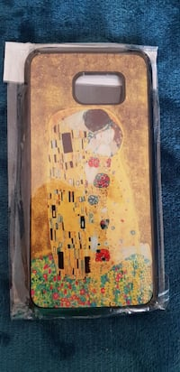 Painting Art (SAMSUNG PHONES S7) Rubber and Plastic Phone Cover Case Fine Art Style West Midlands