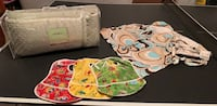 Crib Bumper , Bumkin Bibs and Nursing Cover Purcellville, 20132