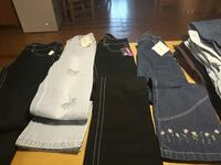 New childrens jeans  8 to 12 years old