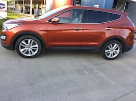 2013 HYUNDAI SANTA FE SPORT GUARANTEED CREDIT APPROVAL!