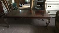Brown wooden table with drawer Summerville, 30747