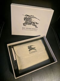 Burberry Fold Wallet Vancouver, V5P 3W6