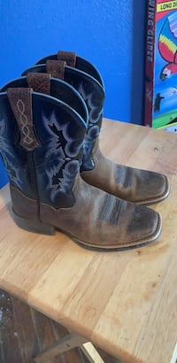 Ariat Boys Boots Edcouch, 78538
