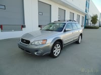 2007 SUBARU LEGASY WAGON AWD LIMITED AUTOMATIC FULLY LOADED LOCAL BC NEW WESTMINSTER