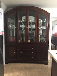 Display cabinet and hutch 556 km