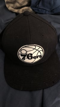 black and gray New Era 59Fifty cap Washington, 20024