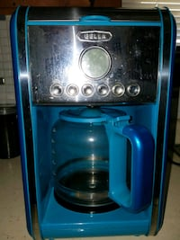 blue and black coffee maker Cleveland, 44111