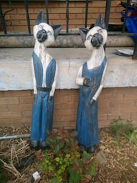 FOLK ART CATS Burlington, L7R 3P8