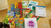Preschool Curriculum books Auburn, 98001