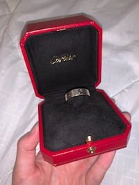 Cartier Love Ring Size 61