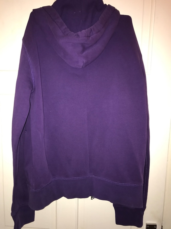4359ca200e8 purple polo by ralph lauren zip up hoodie usado en venta en Luton ...