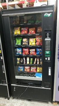 Crane national snack machine fully working  Gaithersburg, 20879