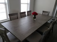 Brand new dining room table and chairs WASHINGTON