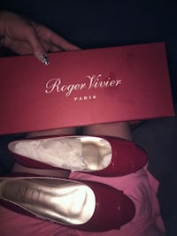 Brand new Roger Vivier shoes, from Paris Latham, 12110