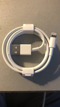 Brand new USB apple lightning cable Clichy, 75017