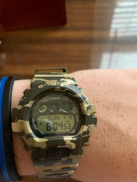Camo g shock Baltimore, 21222