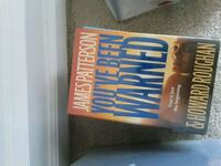 """""""You've Been Warned"""" by James Patterson  Lawrenceville"""