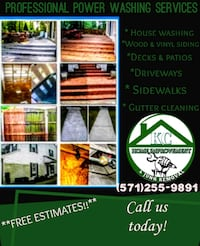 Power washing Woodbridge