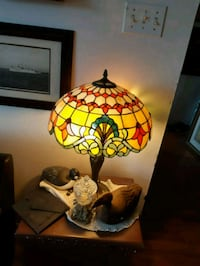 Pair of tiffany style lamps  Montréal, H8N 2G1